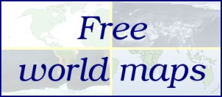 Free Map Of The World Showing Countries.Free World Maps