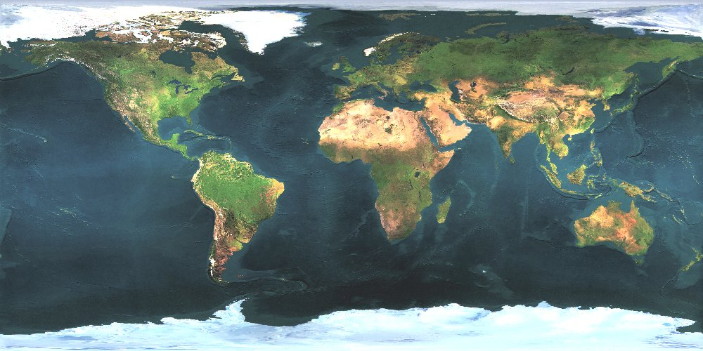 Physical free world map B1 | Free world maps