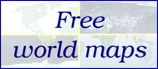 Free world maps